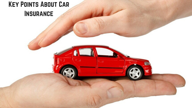 Key points about Car Insurance
