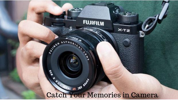 Catch Your Memories in Camera