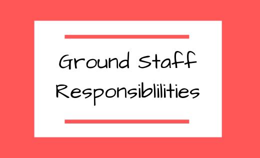 Ground Staff